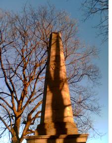 Obelisk des Tranchot
